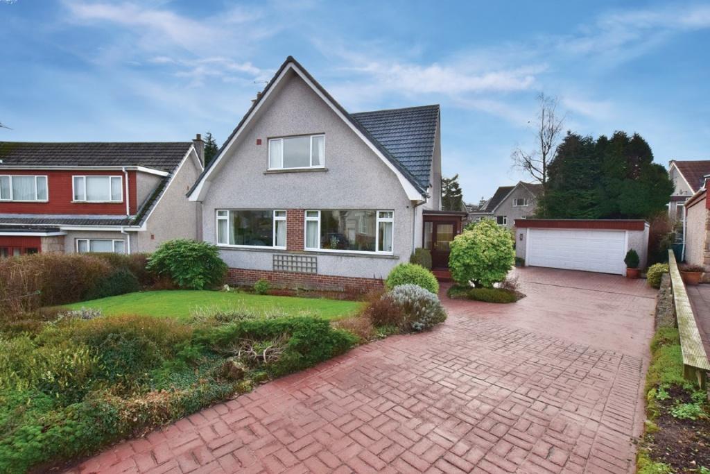 4 Bedrooms Detached House for sale in 6 Birnam Crescent, Bearsden, G61 2AU