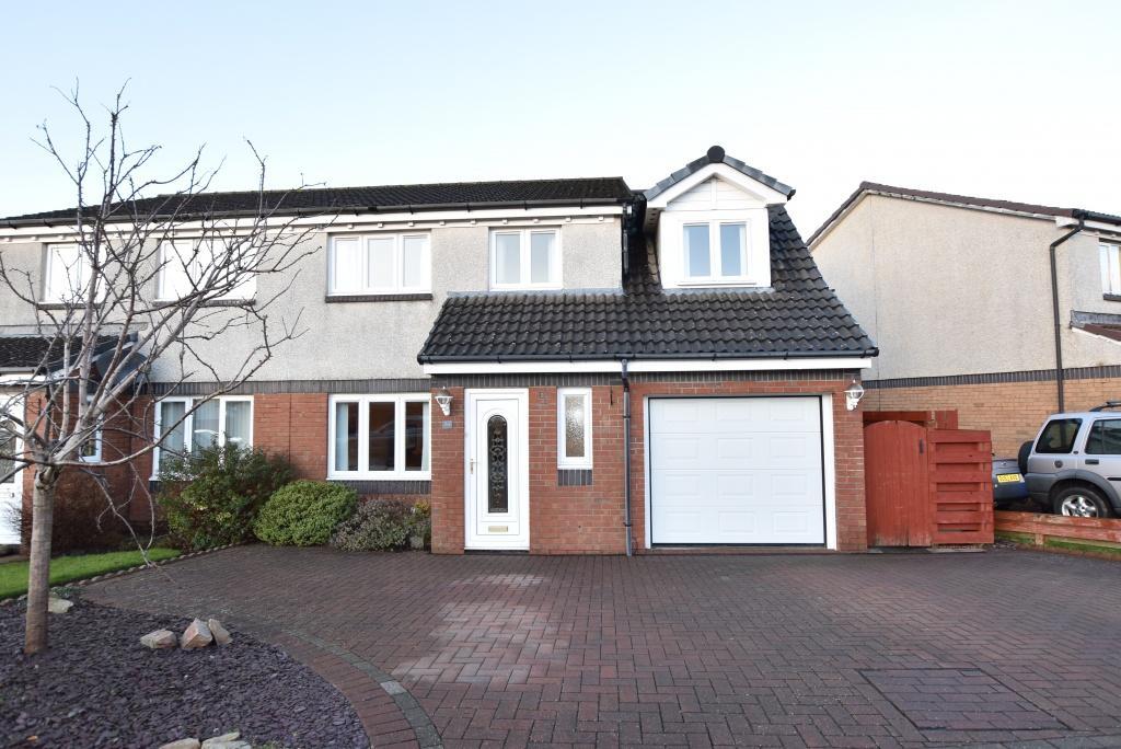 3 Bedrooms Semi Detached House for sale in 29 Pentland Drive, Prestwick, KA9 2TH