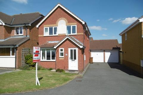 3 bedroom detached house to rent - Mildmay Close, Melton Mowbray