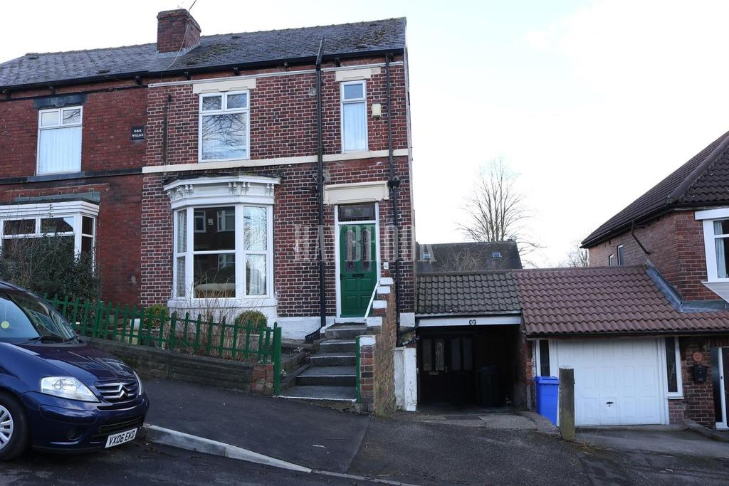 3 Bedrooms Semi Detached House for sale in Lismore Road, Meersbrook, Sheffield