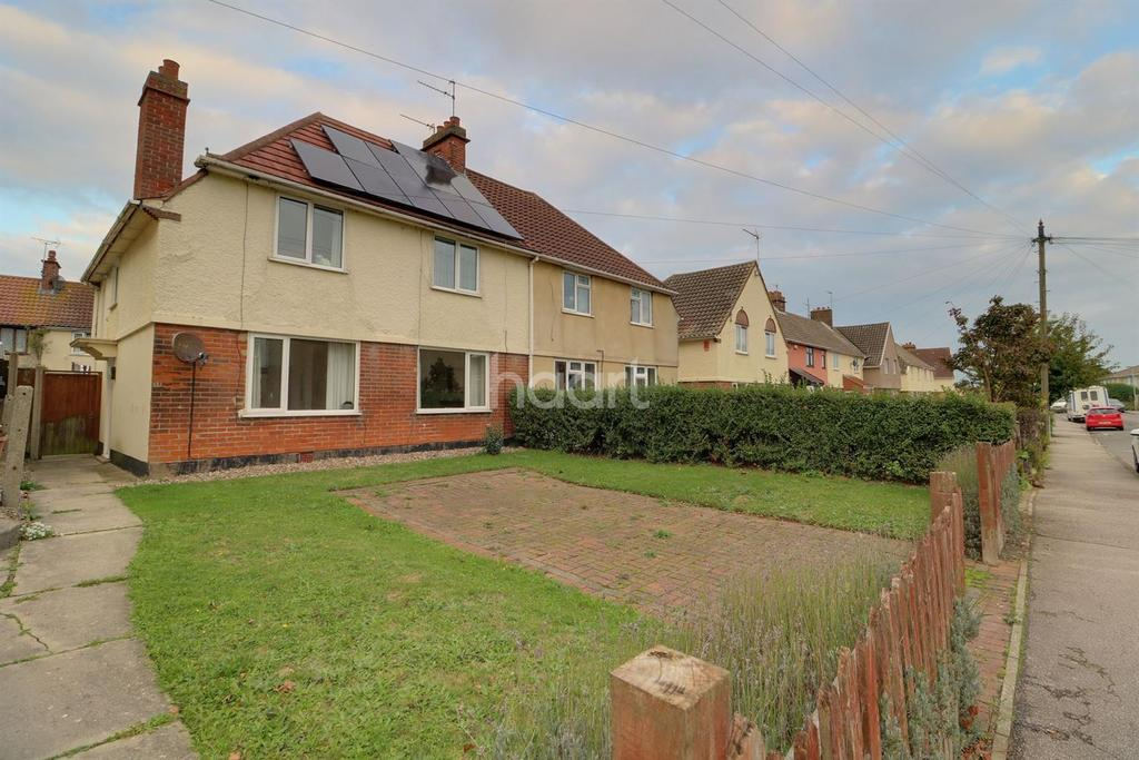 3 Bedrooms Semi Detached House for sale in Love Road