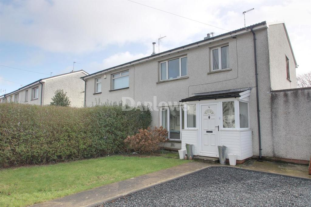 3 Bedrooms Semi Detached House for sale in Caldy Road, Llandaff North