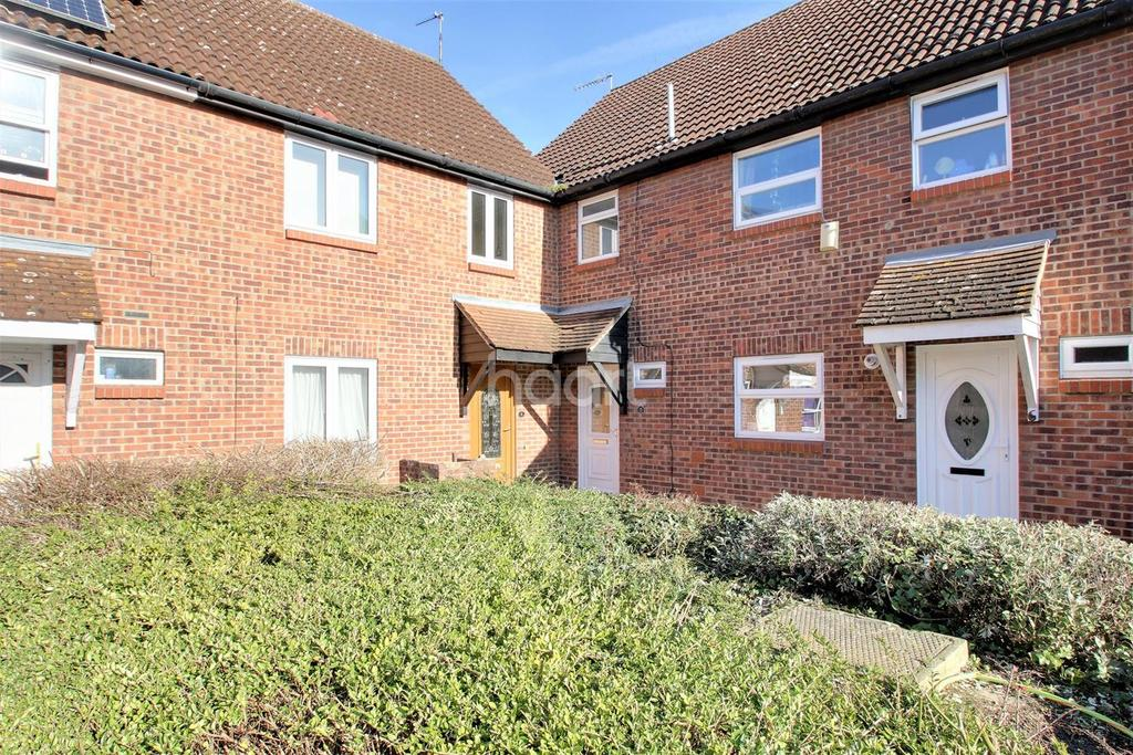 3 Bedrooms Terraced House for sale in Garrod Court, Holt Drive, Colchester.