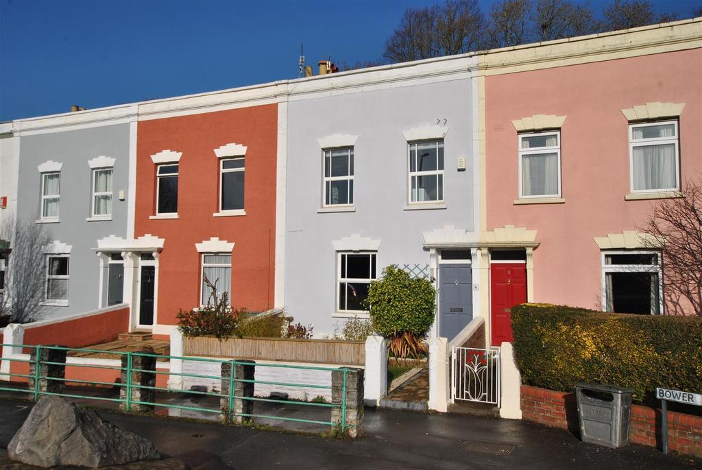4 Bedrooms Terraced House for sale in Bower Ashton Terrace, Ashton, Bristol