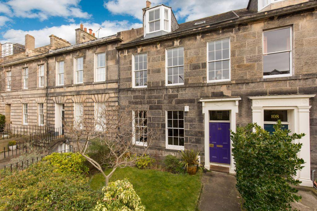 5 Bedrooms Town House for sale in 110 Newhaven Road, EDINBURGH, EH6 4BR