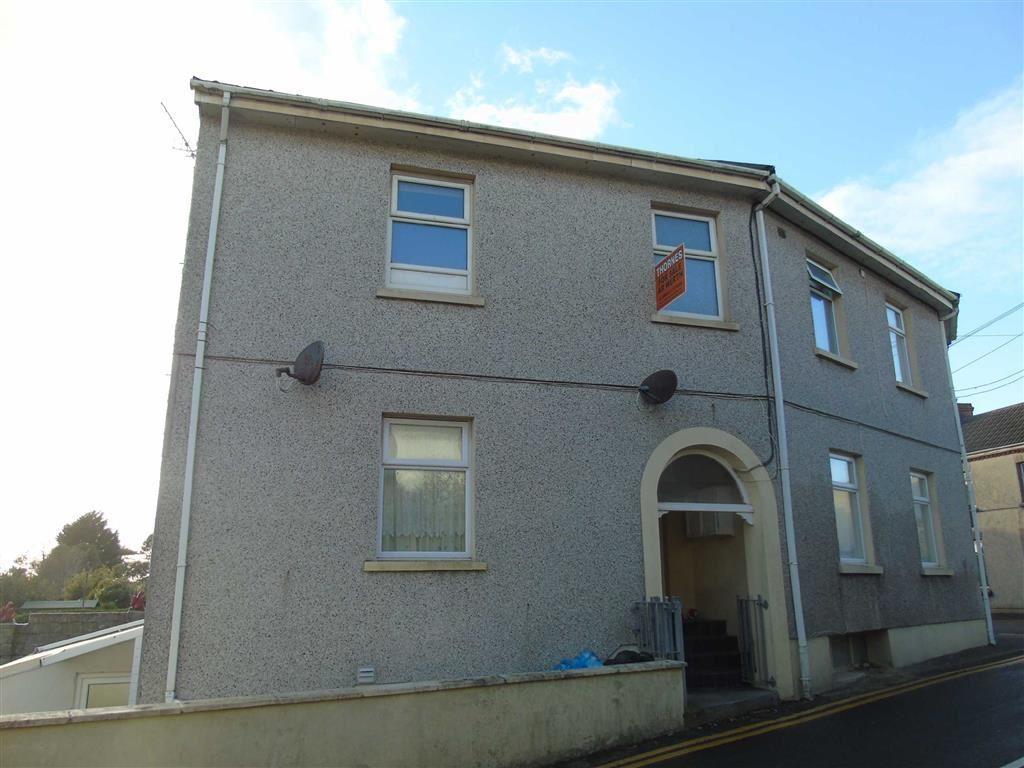 2 Bedrooms Flat for sale in Elkington Road, Burry Port