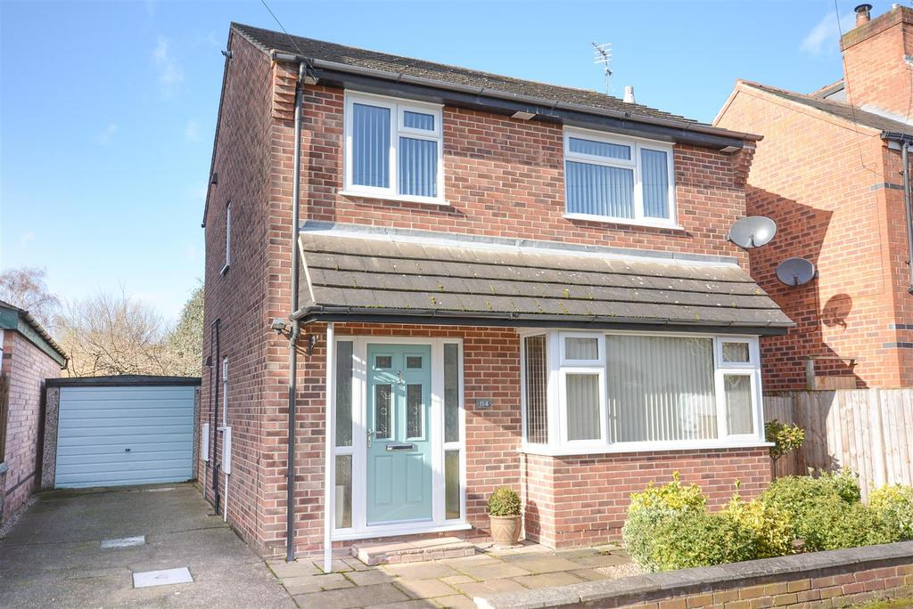 3 Bedrooms Detached House for sale in Julian Road, West Bridgford, Nottingham