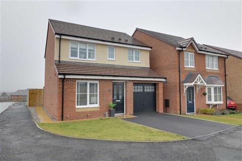 3 bedroom detached house for sale - Knowles View, Talke, Stoke-on-Trent