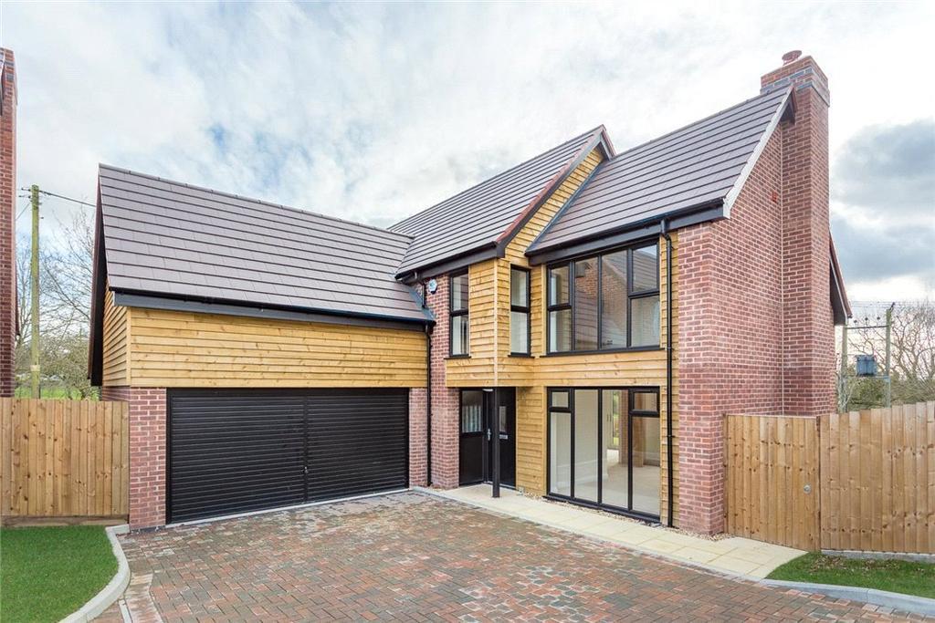 5 Bedrooms Detached House for sale in Laburnum Villas, Gloucester Road, Hartpury, Gloucester, GL19