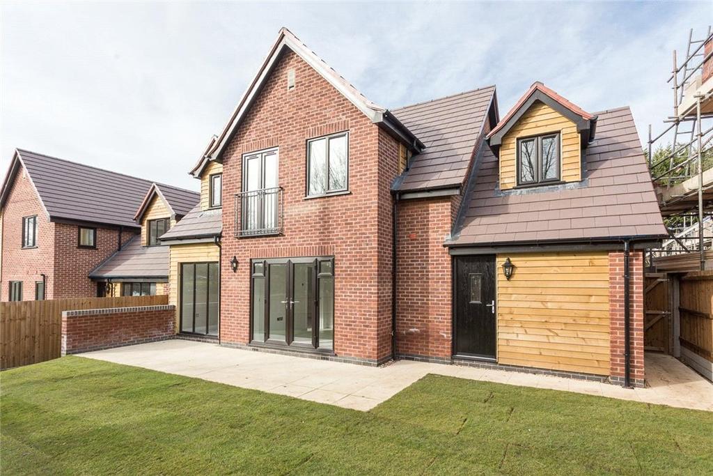 4 Bedrooms Detached House for sale in Laburnum Villas, Gloucester Road, Hartpury, Gloucester, GL19