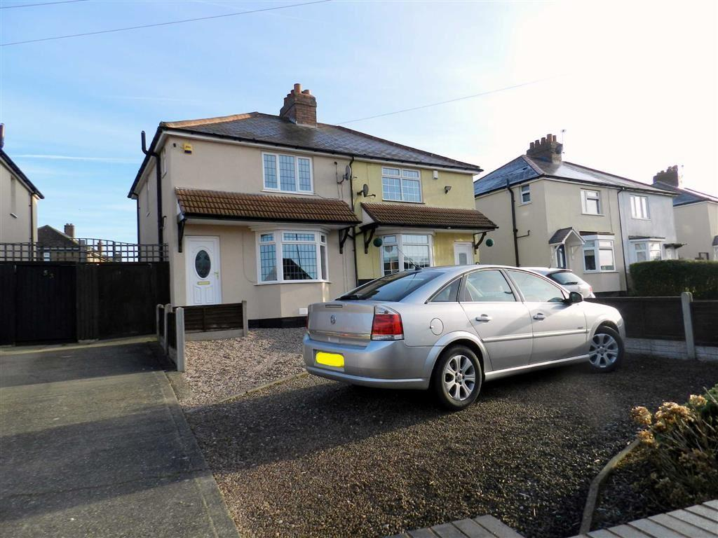 3 Bedrooms Semi Detached House for sale in Wood Lane, Pelsall, Walsall