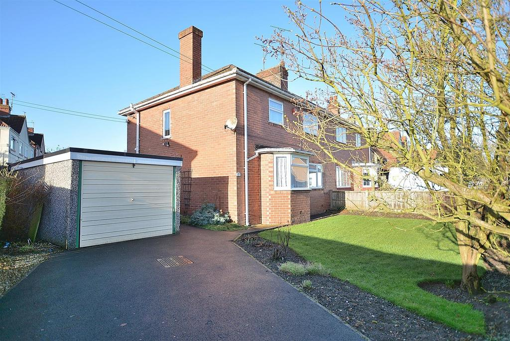 3 Bedrooms Semi Detached House for sale in Sherwood Rise, Mansfield Woodhouse