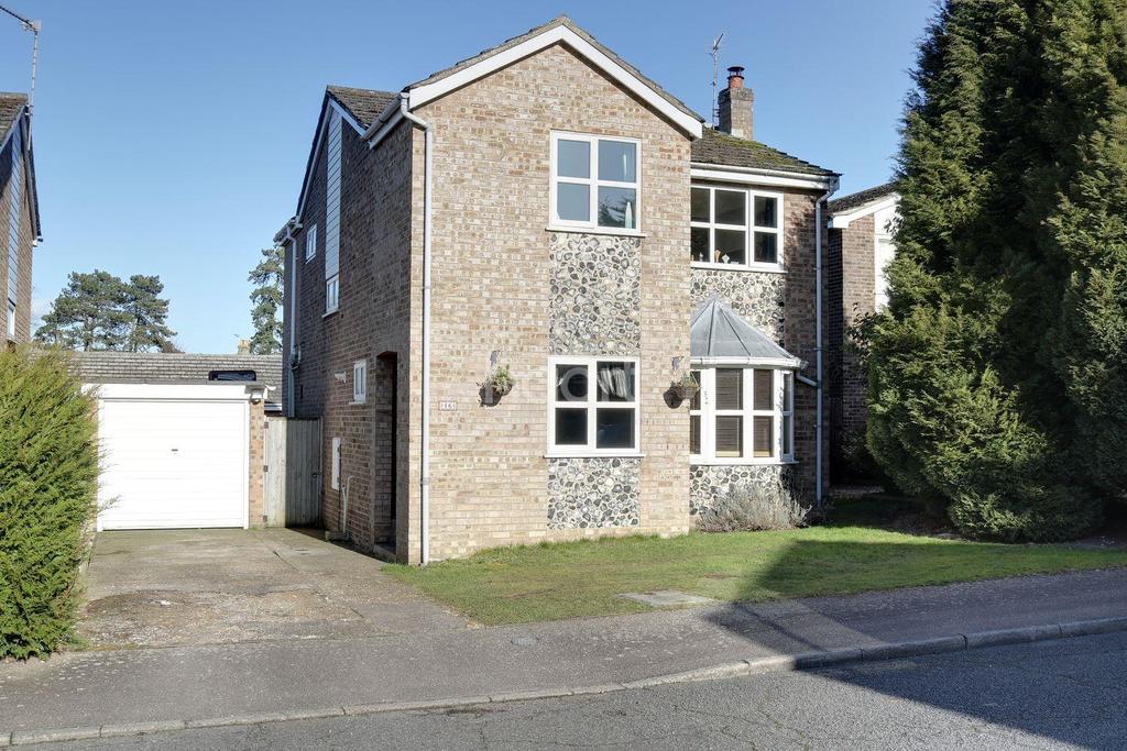 4 Bedrooms Detached House for sale in Stuart Close, Brandon