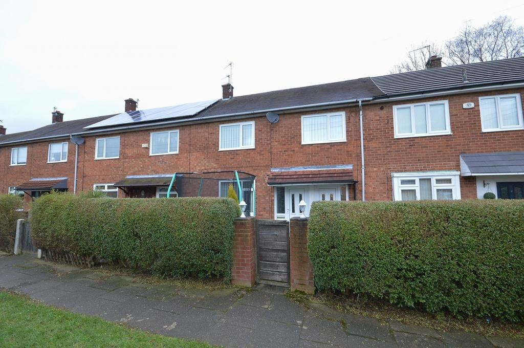 3 Bedrooms Terraced House for sale in Rose Walk, Marple, Cheshire