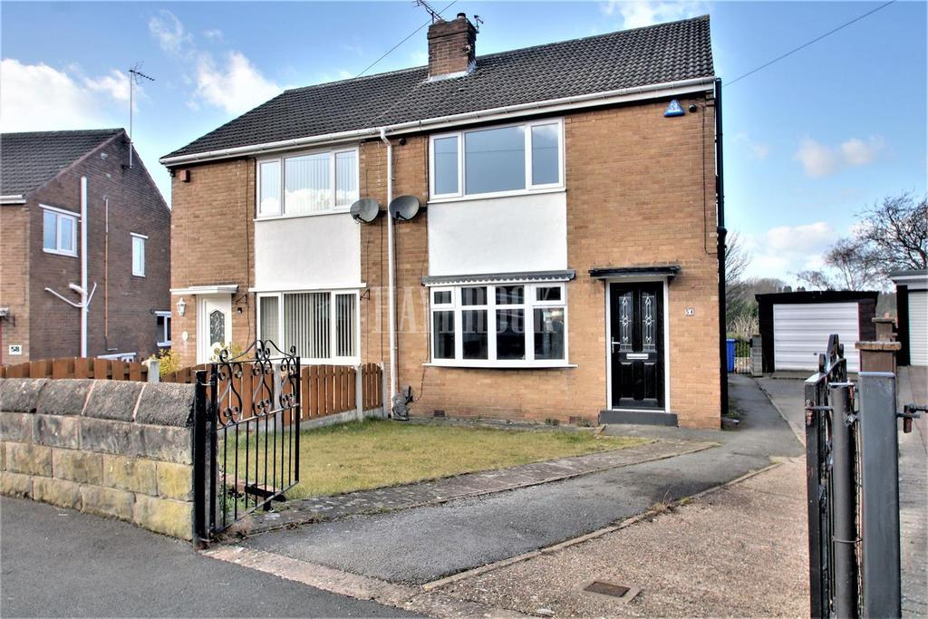 3 Bedrooms Semi Detached House for sale in Maple Croft Crescent, Wincobank