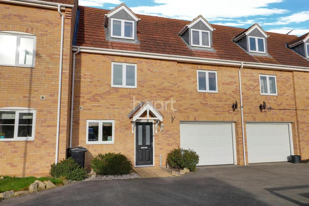 4 Bedrooms Terraced House for sale in Charlestown, Ancaster