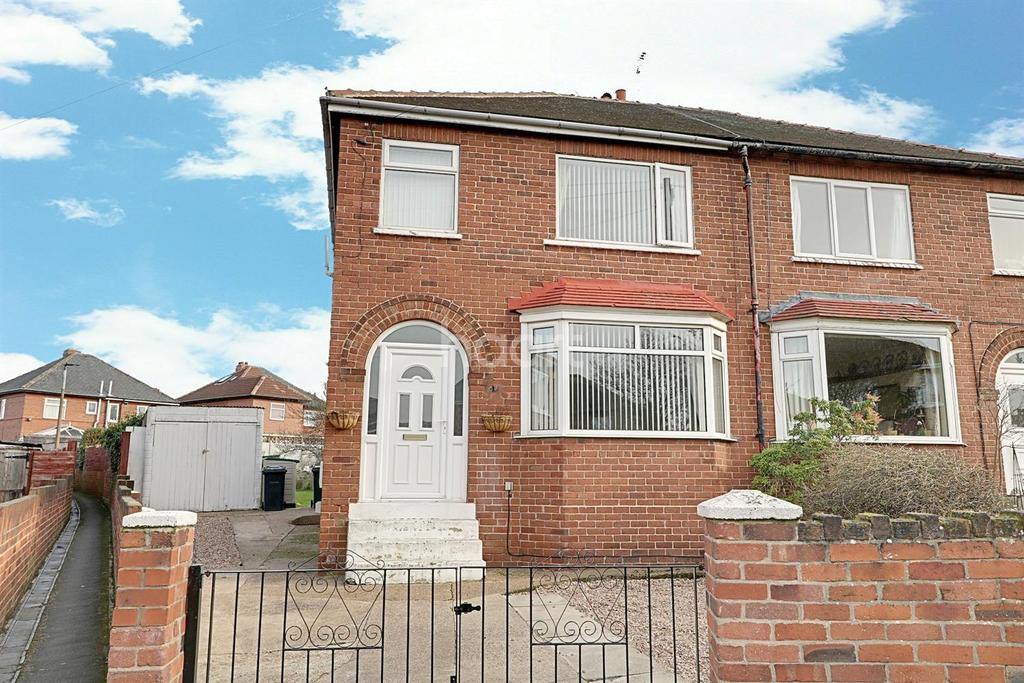 3 Bedrooms Semi Detached House for sale in Hill Top Crescent, Wheatley Hills, Doncaster