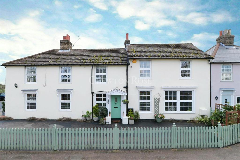 5 Bedrooms Semi Detached House for sale in Sawbridgeworth