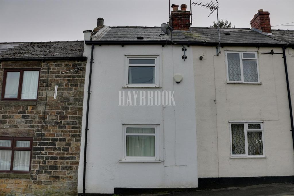 2 Bedrooms Terraced House for sale in Brickhouse Lane, Dore, S17 3DQ