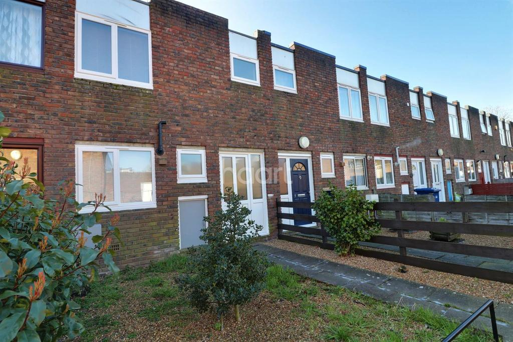 3 Bedrooms Terraced House for sale in Vellore, London NW9