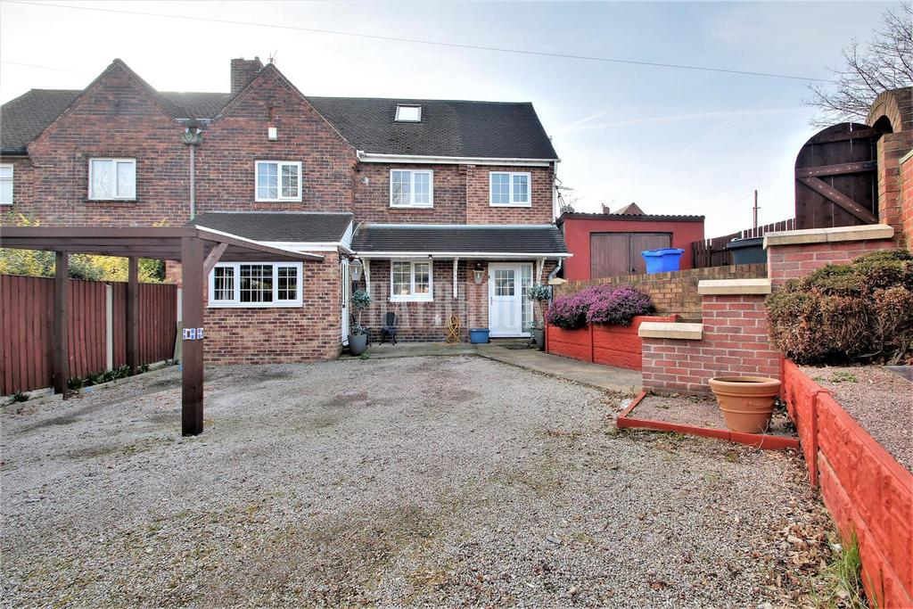 3 Bedrooms Semi Detached House for sale in Entwhistle Road, High Green