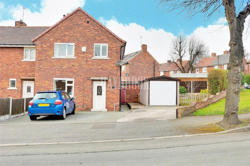 3 Bedrooms Semi Detached House for sale in South Avenue, Swinton