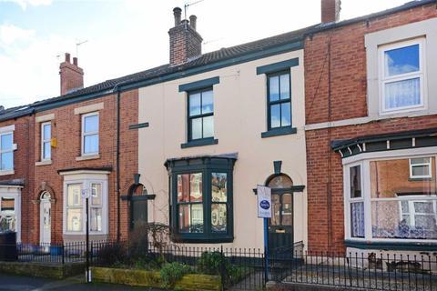 3 bedroom terraced house for sale - 34, Kearsley Road, Highfields, Sheffield, S2