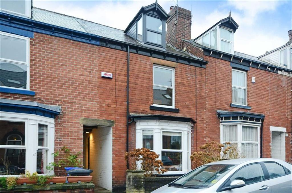 3 Bedrooms Terraced House for sale in 69, Peveril Road, Endcliffe Park, Sheffield, S11