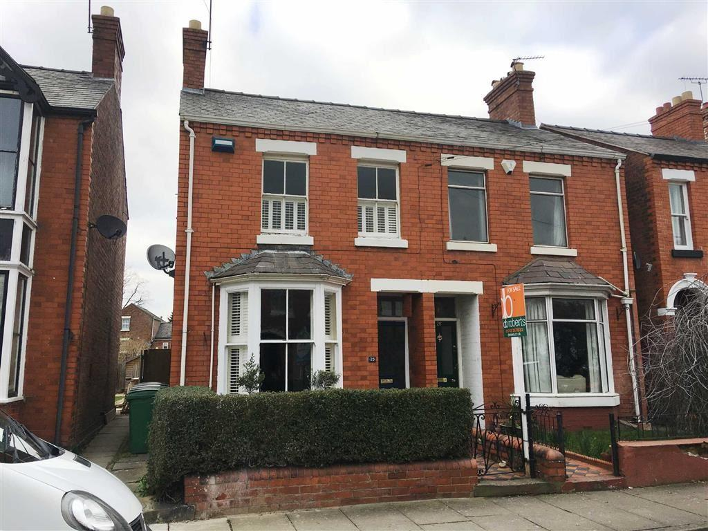 3 Bedrooms Semi Detached House for sale in Canon Street, Cherry Orchard, Shrewsbury