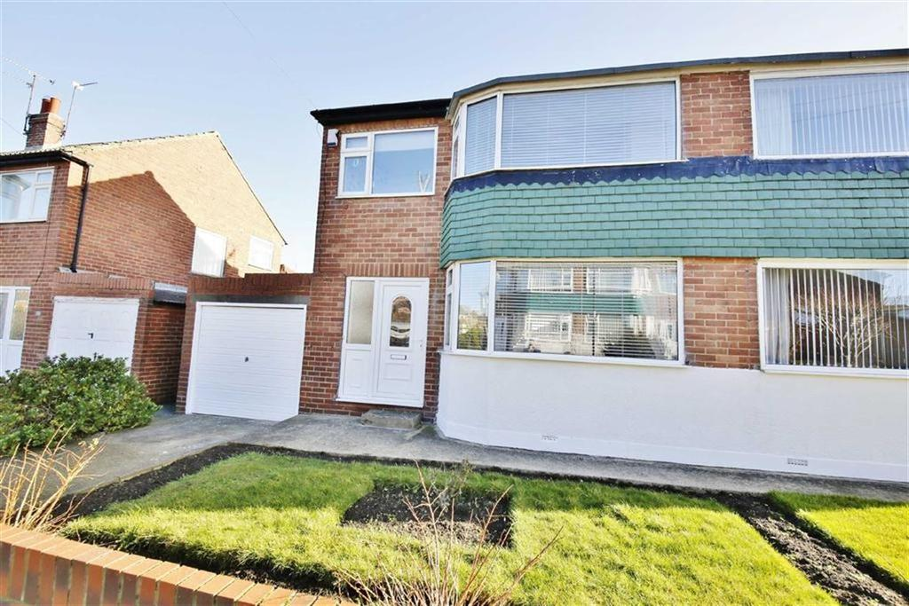 3 Bedrooms Semi Detached House for sale in Wetherby Road, Grangetown, Sunderland, SR2