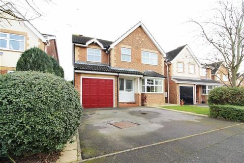 4 bedroom detached house for sale - Meadowcroft Road, Driffield, East Yorkshire