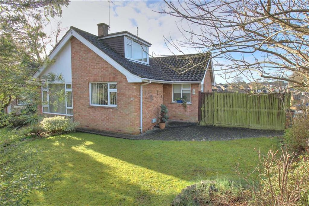 2 Bedrooms Detached Bungalow for sale in Peverells Wood Avenue, Peverells Wood, Chandlers Ford, Hampshire