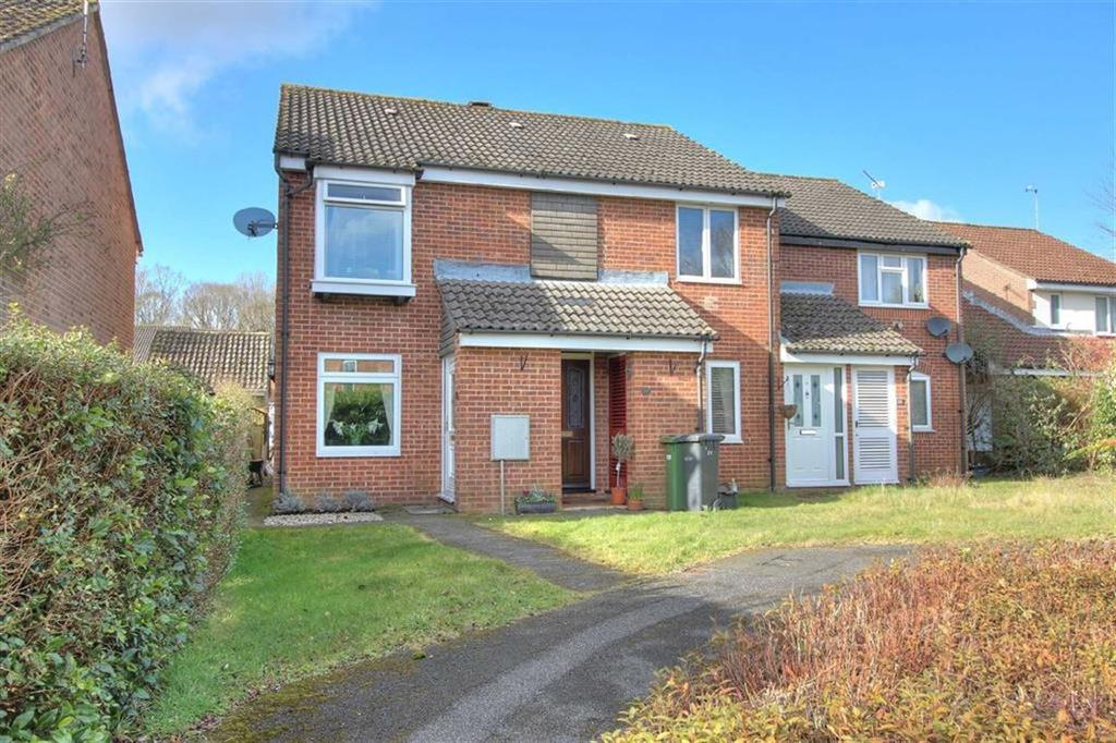 2 Bedrooms Maisonette Flat for sale in Swanton Gardens, South Millers Dale, Chandlers Ford, Hampshire