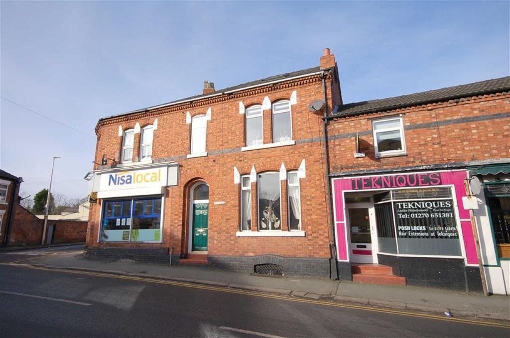 3 Bedrooms Terraced House for sale in Stewart Street, CREWE