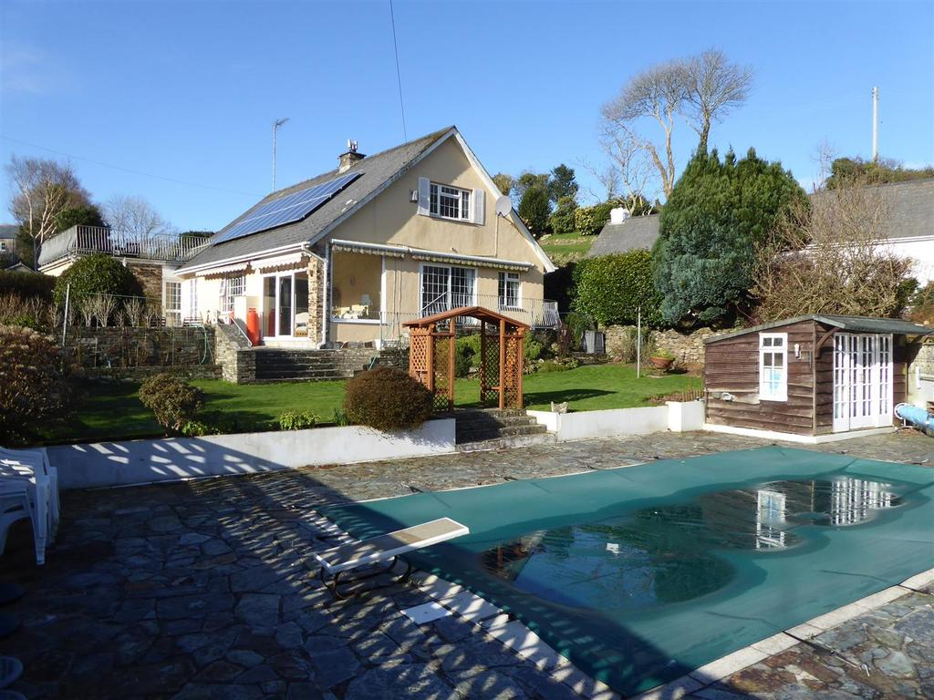 4 Bedrooms Detached House for sale in Portloe
