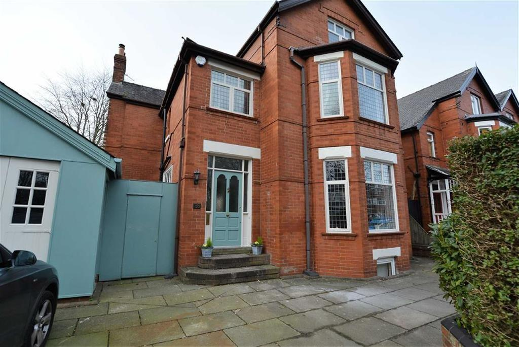 6 Bedrooms Detached House for sale in St Werburghs Road, Manchester