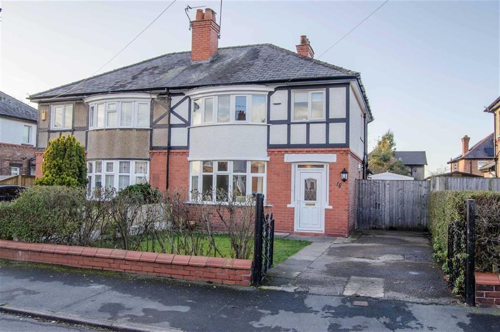 3 Bedrooms Semi Detached House for sale in Edwards Road, Chester, Chester