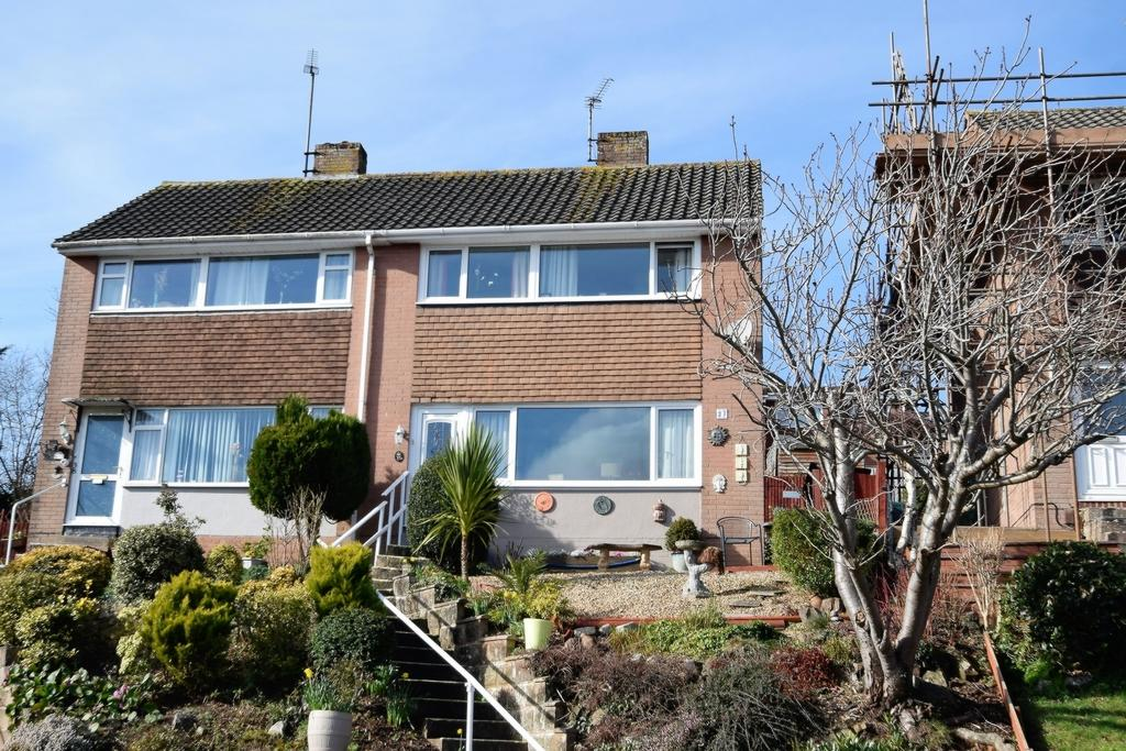 3 Bedrooms House for sale in Wellpark Close, Redhills, EX4