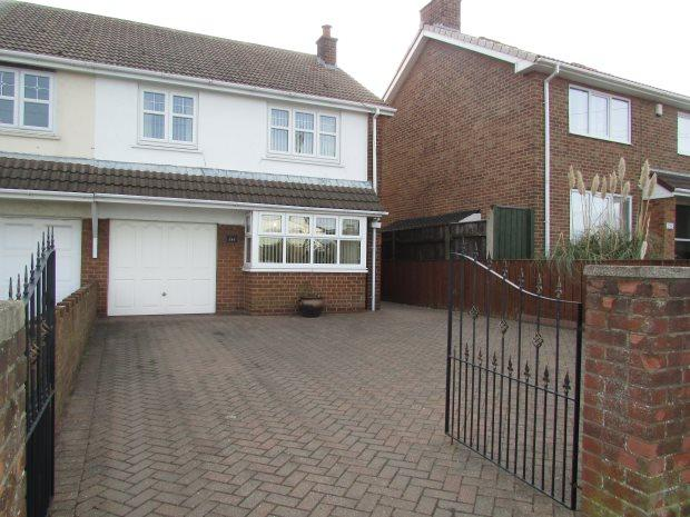 3 Bedrooms Semi Detached House for sale in BRIERTON LANE, BRIERTON, HARTLEPOOL