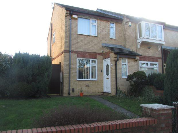 2 Bedrooms Terraced House for sale in BLAKELOCK GARDENS, BURN VALLEY, HARTLEPOOL