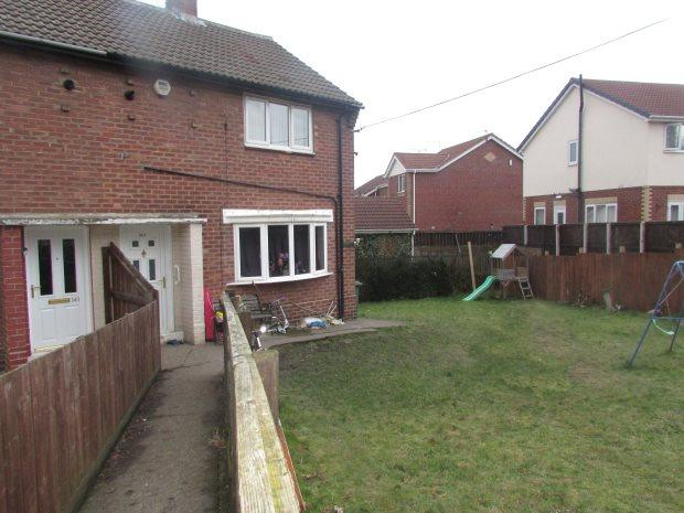 2 Bedrooms Semi Detached House for sale in MELROSE CRESCENT, SEAHAM, SEAHAM DISTRICT