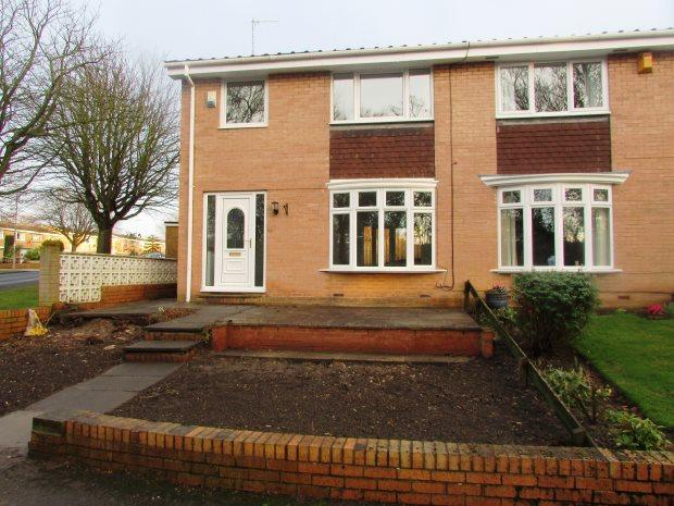 3 Bedrooms Semi Detached House for sale in NEASHAM ROAD, SEAHAM, SEAHAM DISTRICT