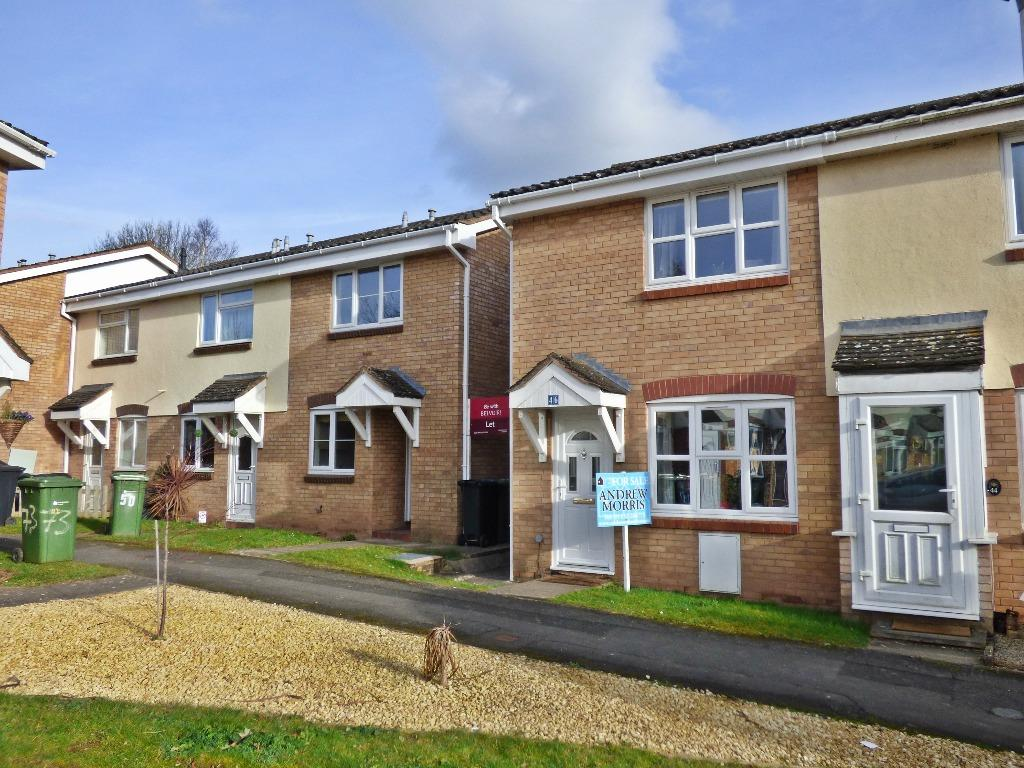 2 Bedrooms End Of Terrace House for sale in Bobblestock, Hereford