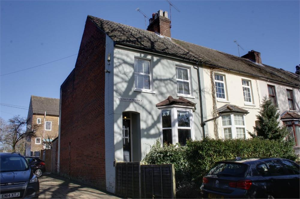 2 Bedrooms End Of Terrace House for sale in Arlington Terrace, ALDERSHOT, Hampshire