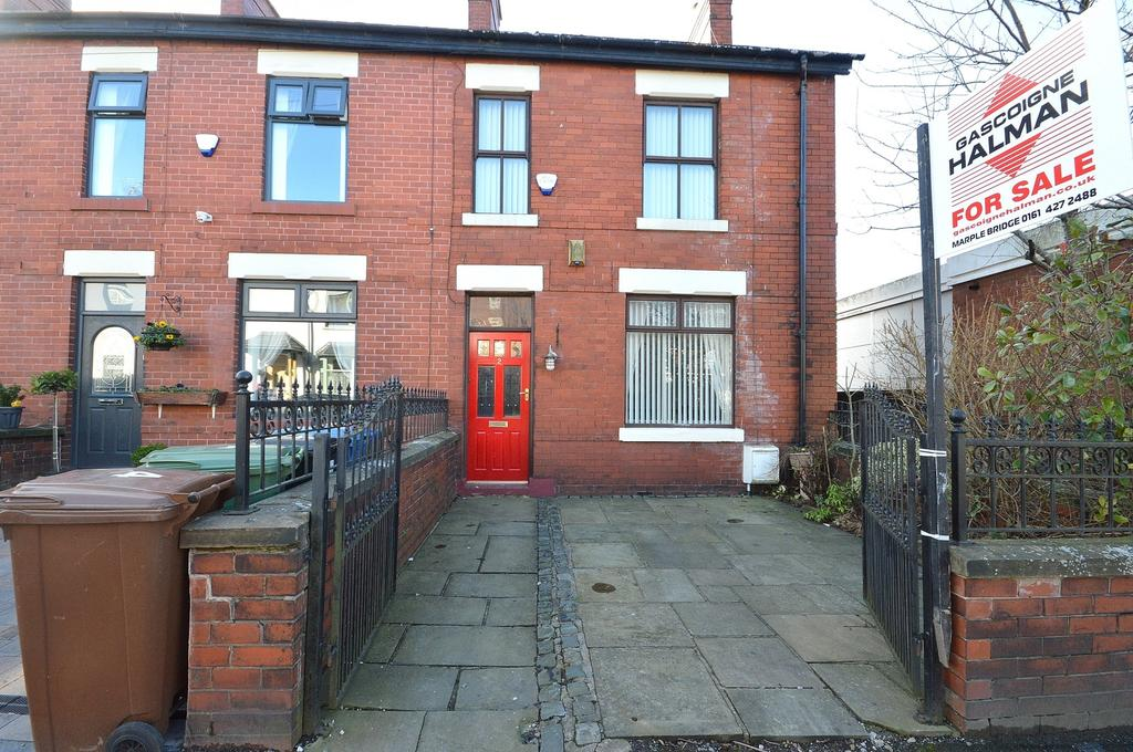 3 Bedrooms End Of Terrace House for sale in Church Lane, Marple