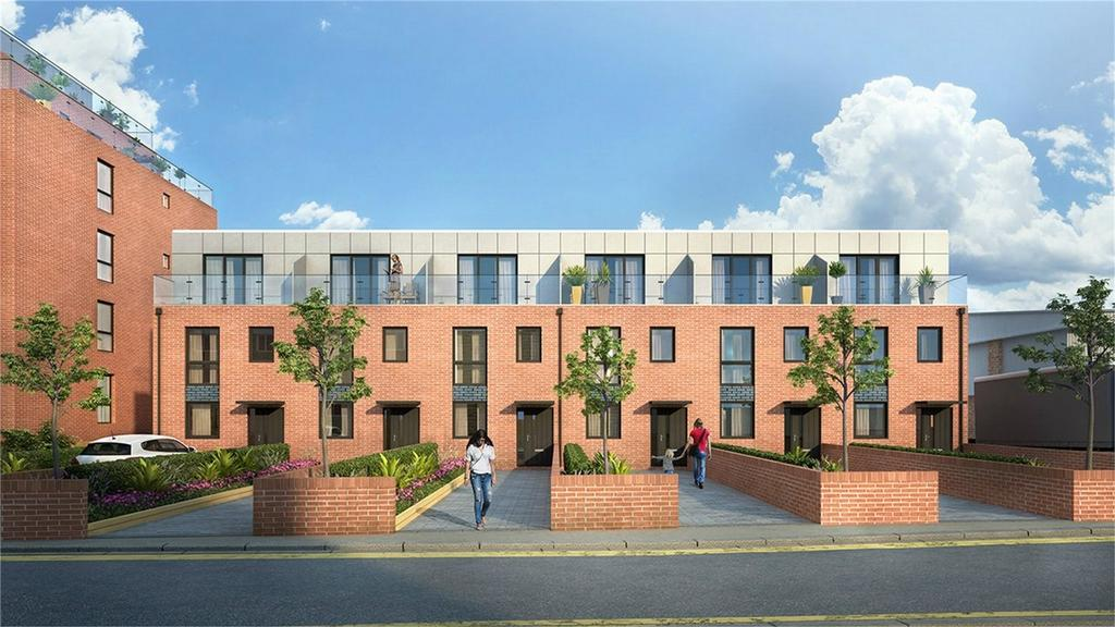 3 Bedrooms Terraced House for sale in New Wave, Hove, East Sussex