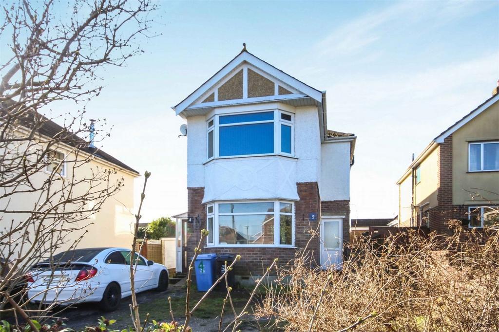 2 Bedrooms Flat for sale in Winston Avenue, POOLE, Dorset