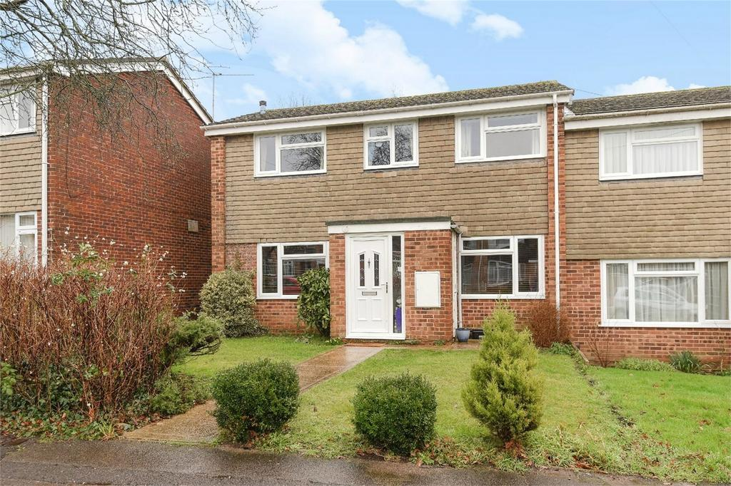 3 Bedrooms End Of Terrace House for sale in Peverells Wood Avenue, Chandler's Ford, Hampshire