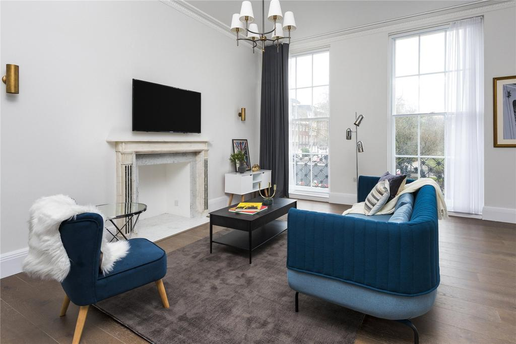 2 Bedrooms Flat for rent in Lincoln's Inn Fields, Camden, London, WC2A