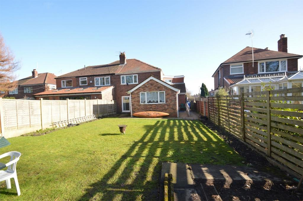 4 Bedrooms Semi Detached House for sale in Link Road, SALE, Cheshire
